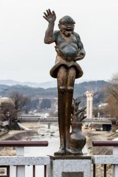 Guardian of the Bridge?