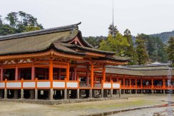 Itsukushima Shrine,
